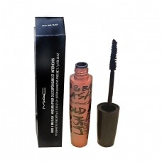 Тушь для ресниц MAC bold & bad lash mascara чёрная (Slim brush)