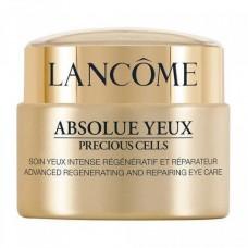 Крем для кожи вокруг глаз Lancome absolue yeux precious cells