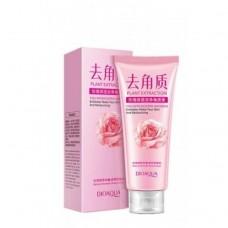 Пилинг-скатка для лица Bioaqua natural aromatic rose extract