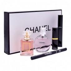 Подарочный набор 5 в 1 Chanel