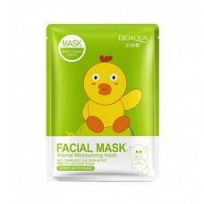 Маска для лица Bioaqua facial mask animal moisturizing mask chicken
