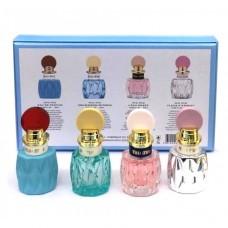 Подарочный набор парфюмерии Miu Miu 4x20ml