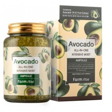 Ампульная сыворотка Farm Stay Avocado All-In-One Intensive Moist Ampoule