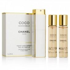Chanel Coco Mademoiselle GABRIELLE CHANEL женский 3х20ml