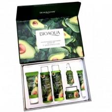 Набор кремов Bioaqua Avokado для комплексного ухода 6 в 1