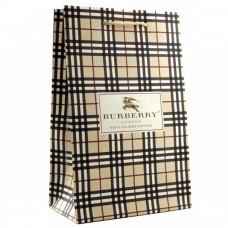 Подарочный пакет Burberry (15*23)