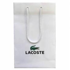 Подарочный пакет Lacoste (15*23)