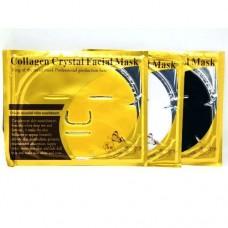 Гелевая маска для лица Collagen Crystall Facial Mask