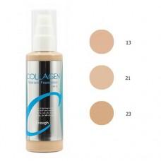 Тональная основа c коллагеном увлажняющая Enough Collagen Moisture Foundation (тон № 21)
