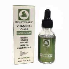 Сыворотка для лица Oz Naturals vitamin c acid facial serum